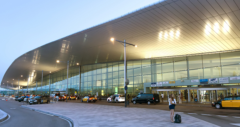 Barcelona airport reaches 40 million passengers and remains among the top 10 main airports in Europe