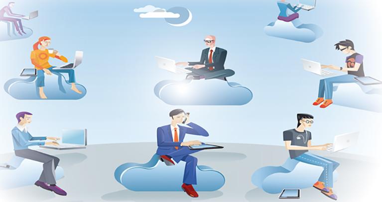 Sis eixos de la transformació digital
